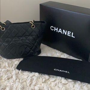 Chanel shopper tote PTS